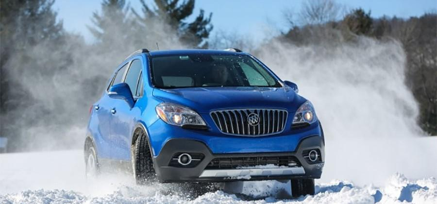 2017 Buick Encore is the Opel Mokka X, set for debut in NYC