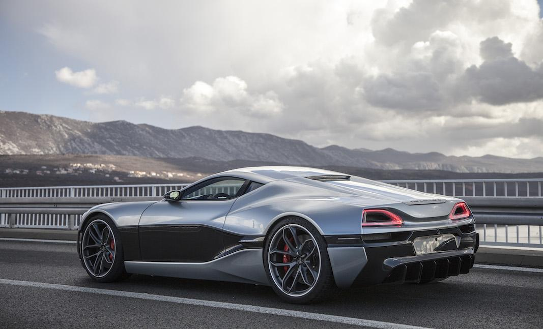 Rimac challenges Tesla with world's fastest electric car debut in March