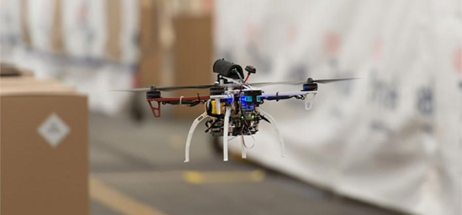 DARPA FLA program for autonomous drones flight tests begin
