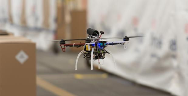 DARPA FLA project drone zooms indoors at 45MPH - SlashGear