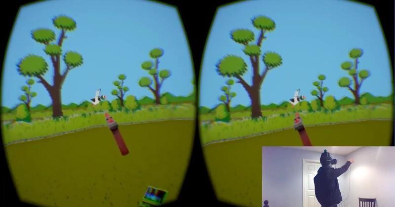 "Popular NES ""shooter"" Duck Hunt gets an unofficial VR remix"