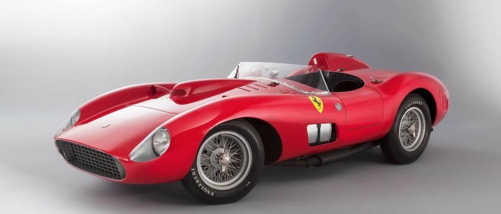 Ultra-rare 1957 Ferrari 335S auctioned for $35M