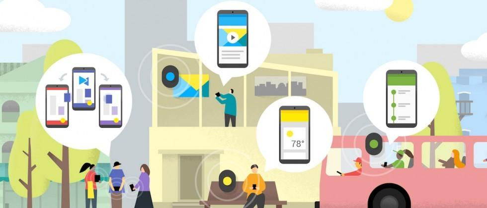 Google bakes IoT beacon support into Chrome for Android