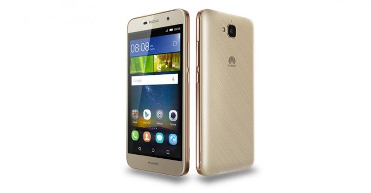 Huawei Y6 Pro Debuts With Impressive 4 000mah Battery Slashgear