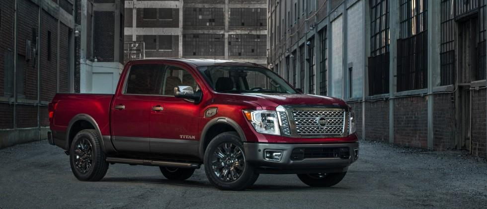 All-New 2017 Nissan Titan Joins XD At Chicago Auto Show