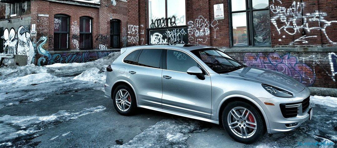 2016 Porsche Cayenne Turbo Review Slashgear