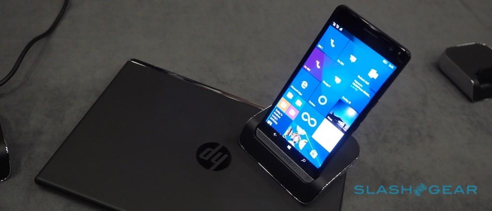 Hands-on with the (potentially doomed) HP Elite x3