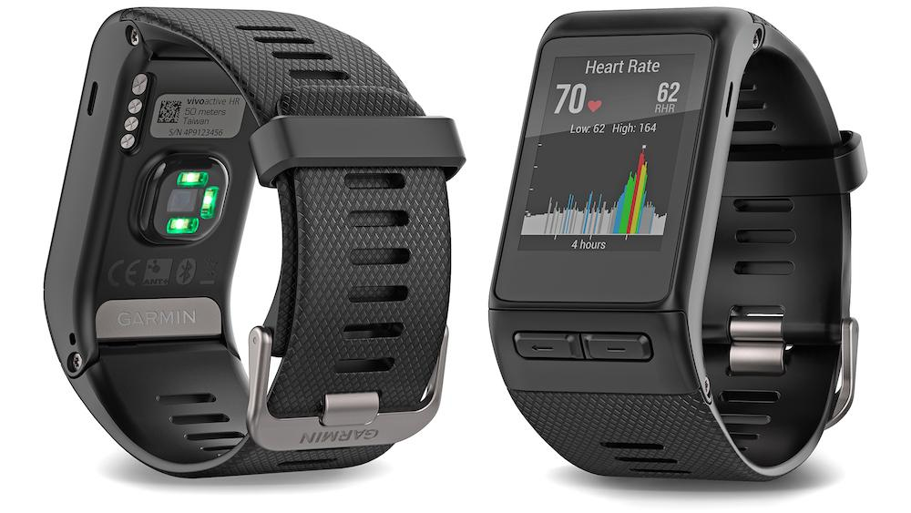 Garmin's fashionable new Vivo wearables have activity detection, heart rate monitoring