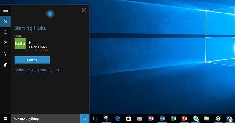 Hulu gets a universal Windows app and Cortana support