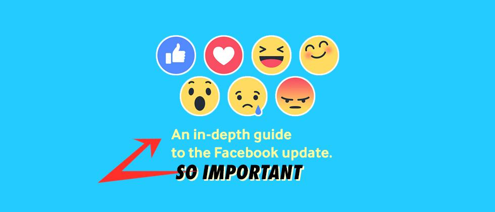 Facebook's new Reaction Buttons: Like, an in-depth guide