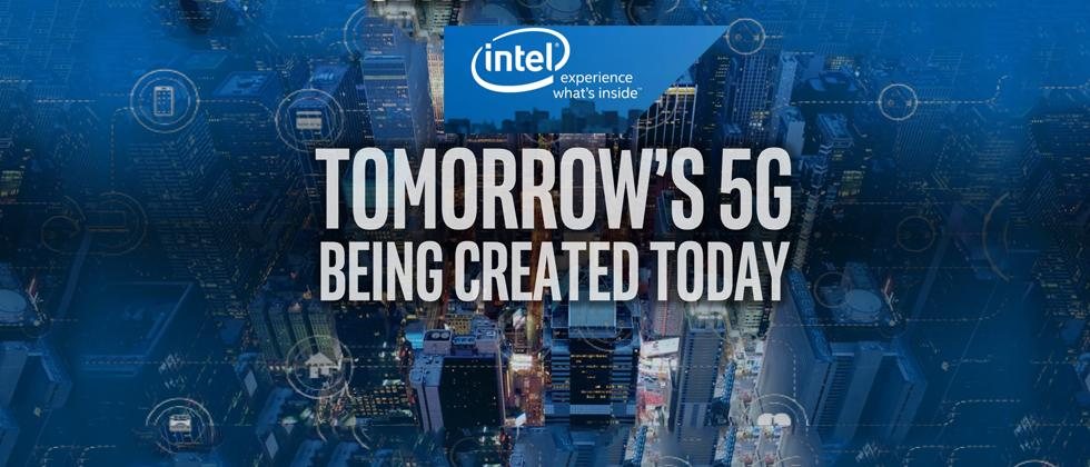 Intel's 5G aspirations: mobile, PC, cloud, IoT, end-to-end