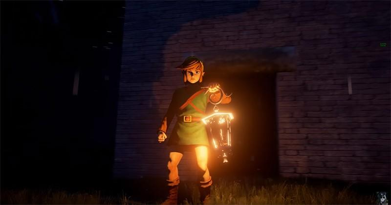 The Legend of Zelda: A Link to the Past gets reimagined in Unreal