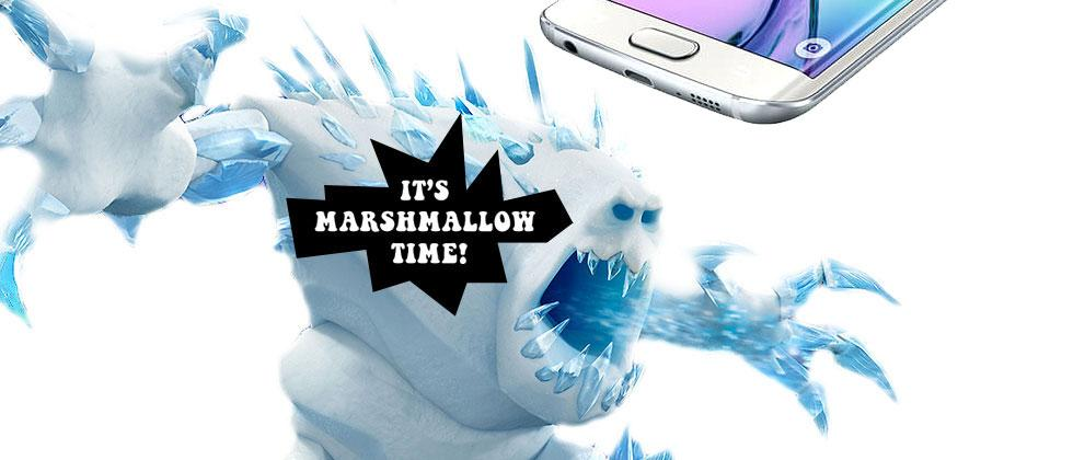Samsung Galaxy S6 Android Marshmallow guide revealed