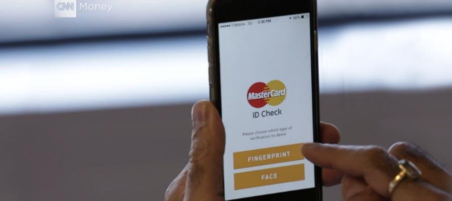 MasterCard's about to roll out selfie and fingerprint payments