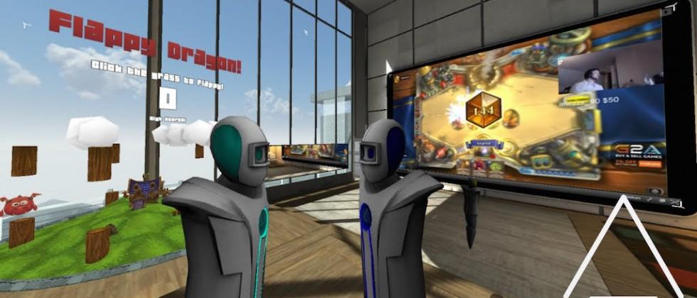 AltspaceVR brings its social platform to Samsung Gear VR