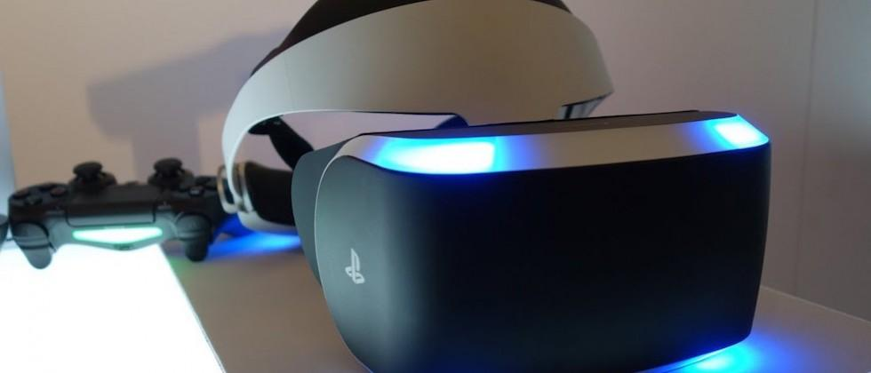 PlayStation VR event confirmed for March 15