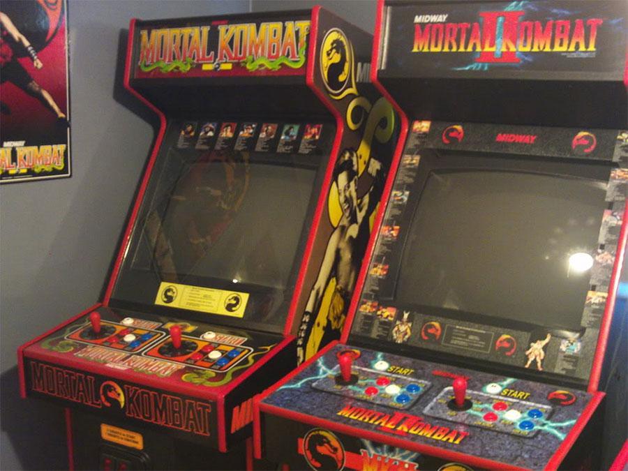 Secret menus discovered in Mortal Kombat arcade games
