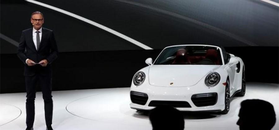Porsche CEO says nein to autonomous cars