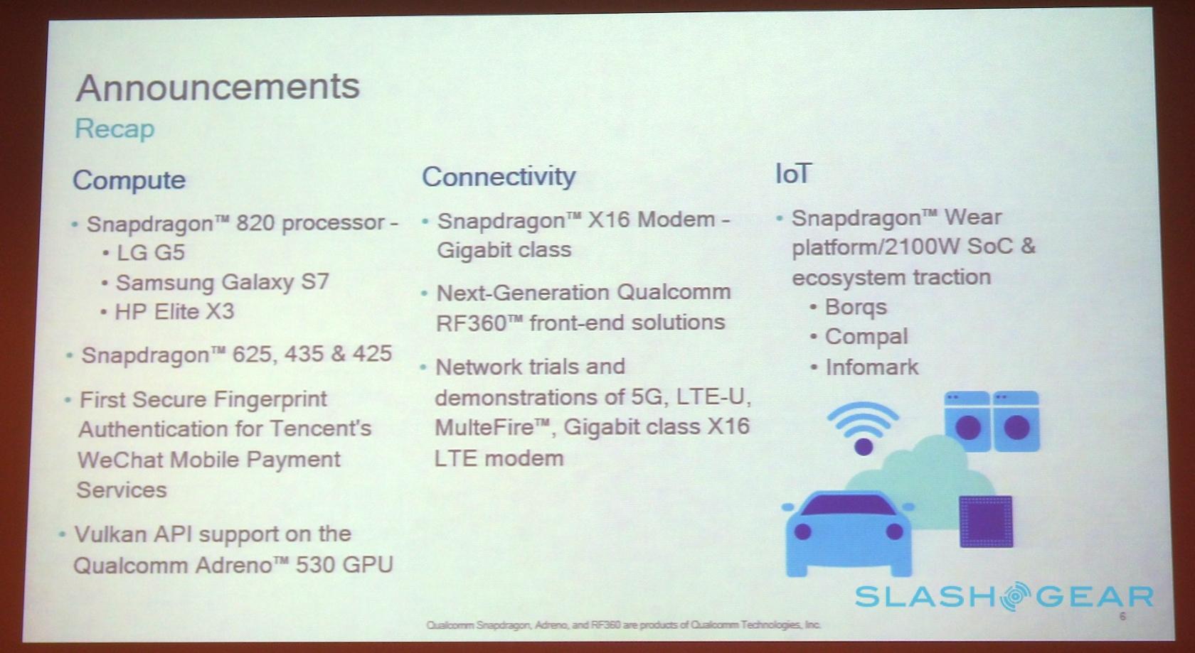 Qualcomm: 5G is more than just blistering data speed - SlashGear