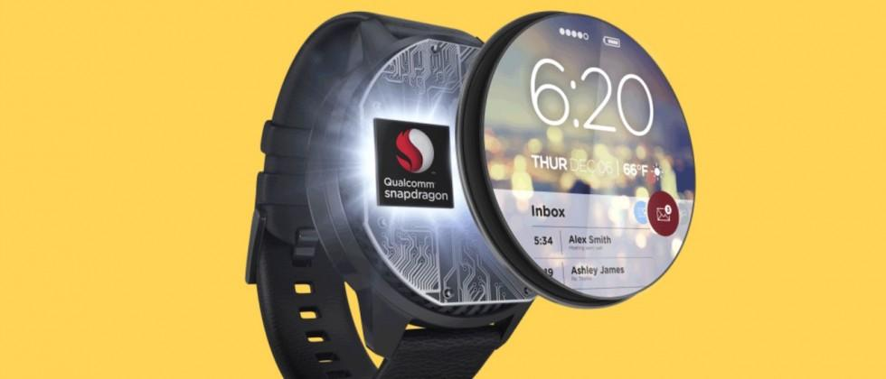 With Snapdragon Wear, Qualcomm promises smaller, smarter wearables