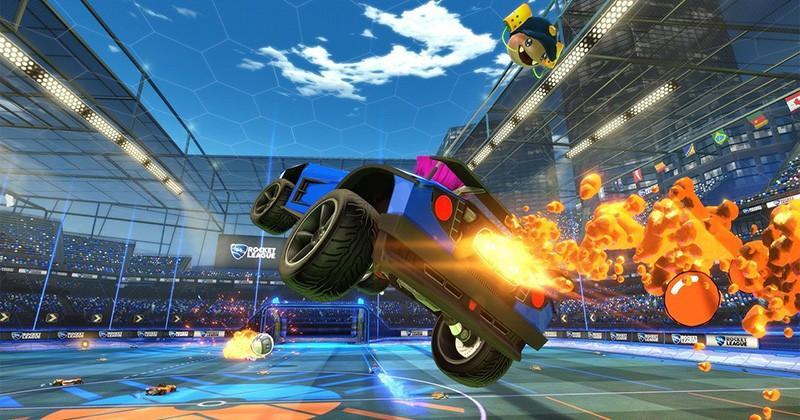 Rocket League on Xbox One gets a release date, bonus items