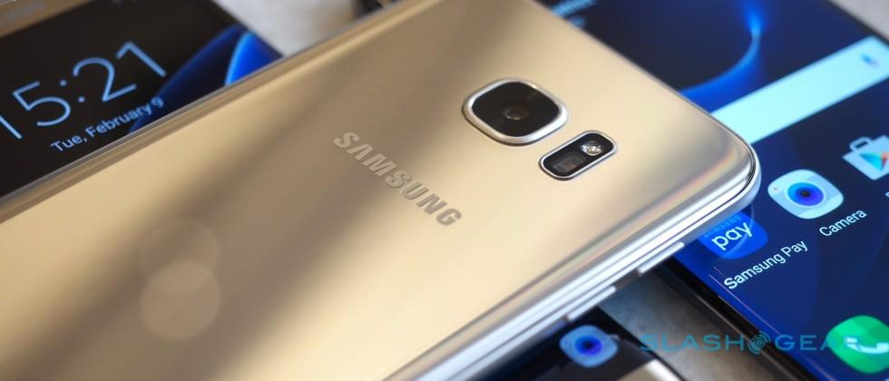 Samsung Galaxy S7 hands-on with Galaxy S7 edge
