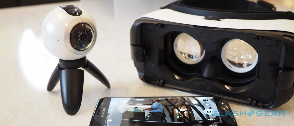 Samsung Gear 360 hands-on: A pocket-friendly VR camera