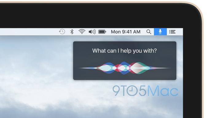 Apple OS X 10.12 said to feature Siri's Mac debut