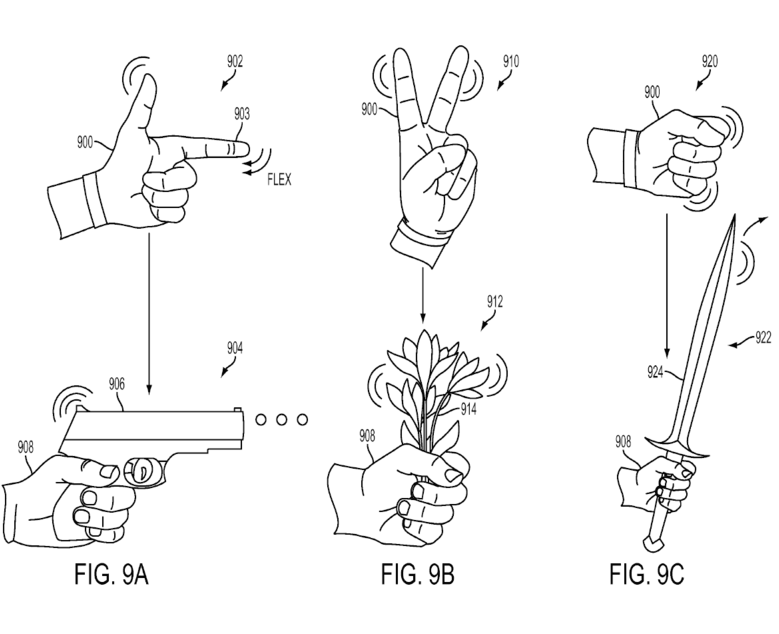 Sony patent reveals PowerGlove-like VR gaming controller