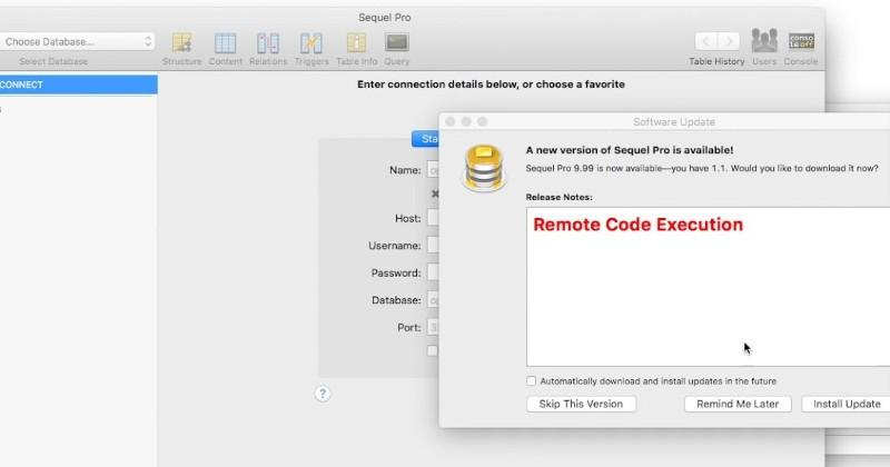 Sparkle app updater exposes many Mac apps to hacking