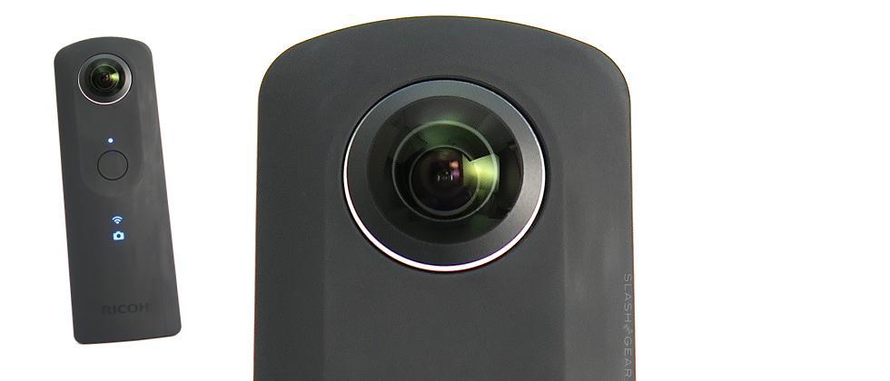 Ricoh Theta S Review: the true VR camera trailblazer