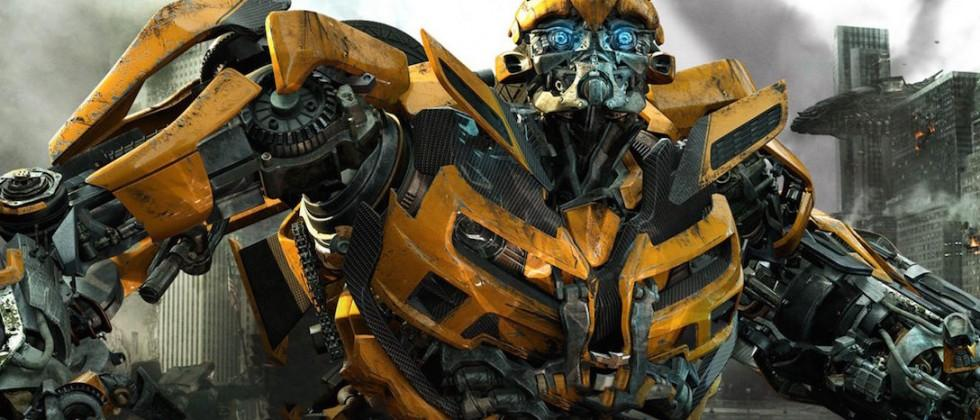 3 new Transformers movies on the way, including Bumblebee spin-off