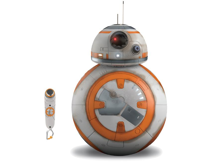 Forget the mini BB-8, get a life-size one this year