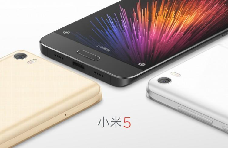 Xiaomi Mi 5 announced with Snapdragon 820 and plenty of impressive specs