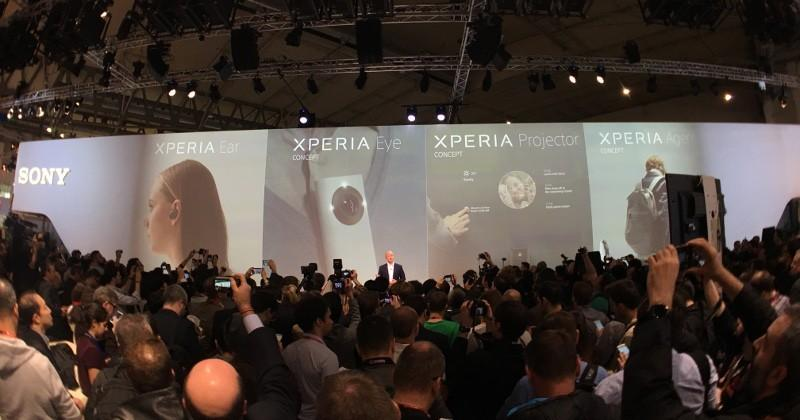Sony Xperia embraces smart devices, debuts Eye, Projector, Agent