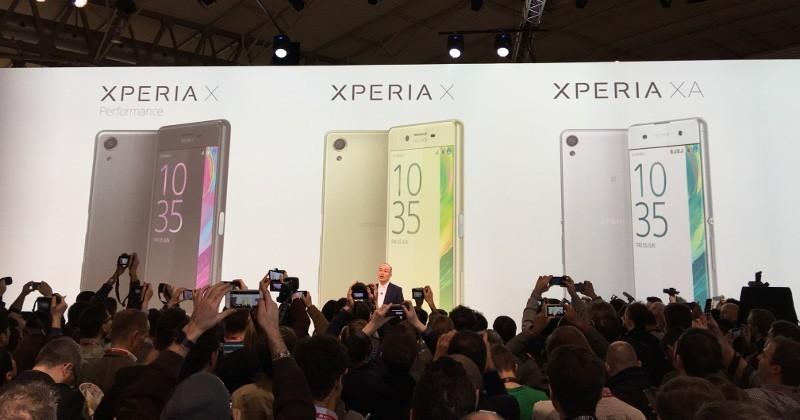 Sony reveals a new Xperia X series, promised to be smarter