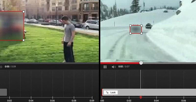 YouTube gets smart blurring tool that follows your subject