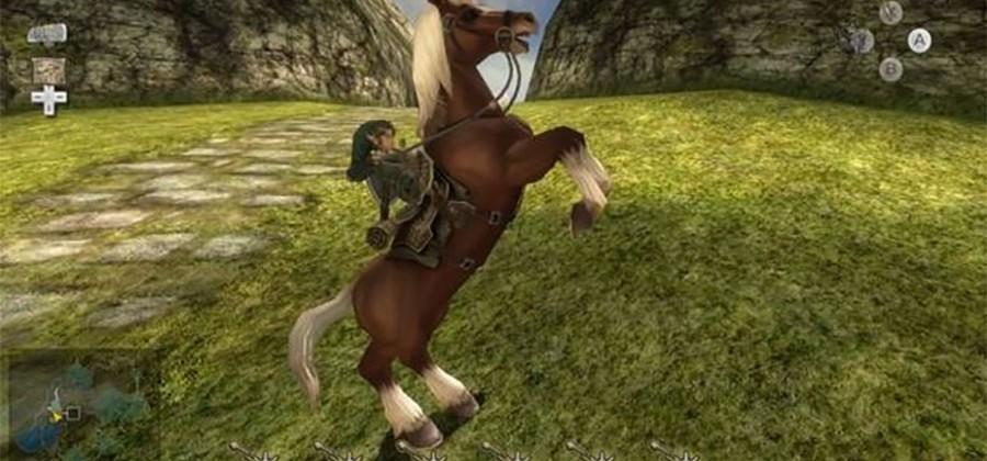 Remastered The Legend of Zelda: Twilight Princess HD comparison video looks good