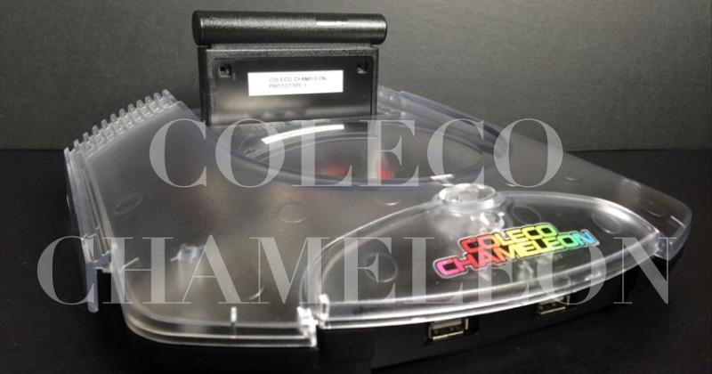"""Coleco Chameleon """"retro"""" console Kickstarter launch delayed"""
