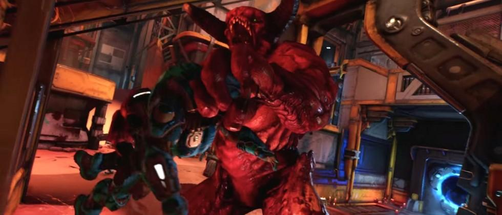 Doom's playable demons, super weapons revealed