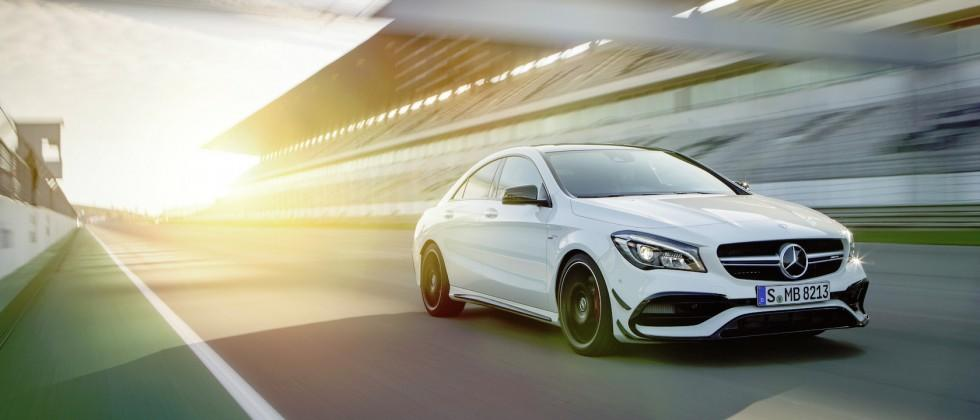 Mercedes CLA gets facelift ahead of NY Auto Show
