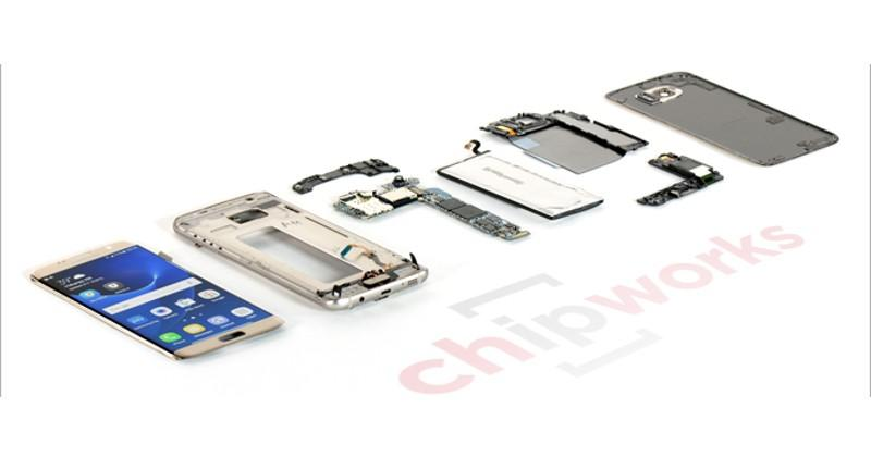 Galaxy S7 teardown confirms Sony camera sensor, Snapdragon 820