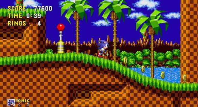 Sonic the Hedgehog spins onto Apple TV