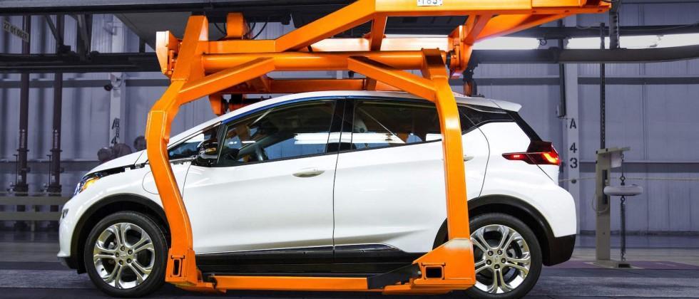 Bolt EV hits pre-production as Chevy ramps Tesla rival