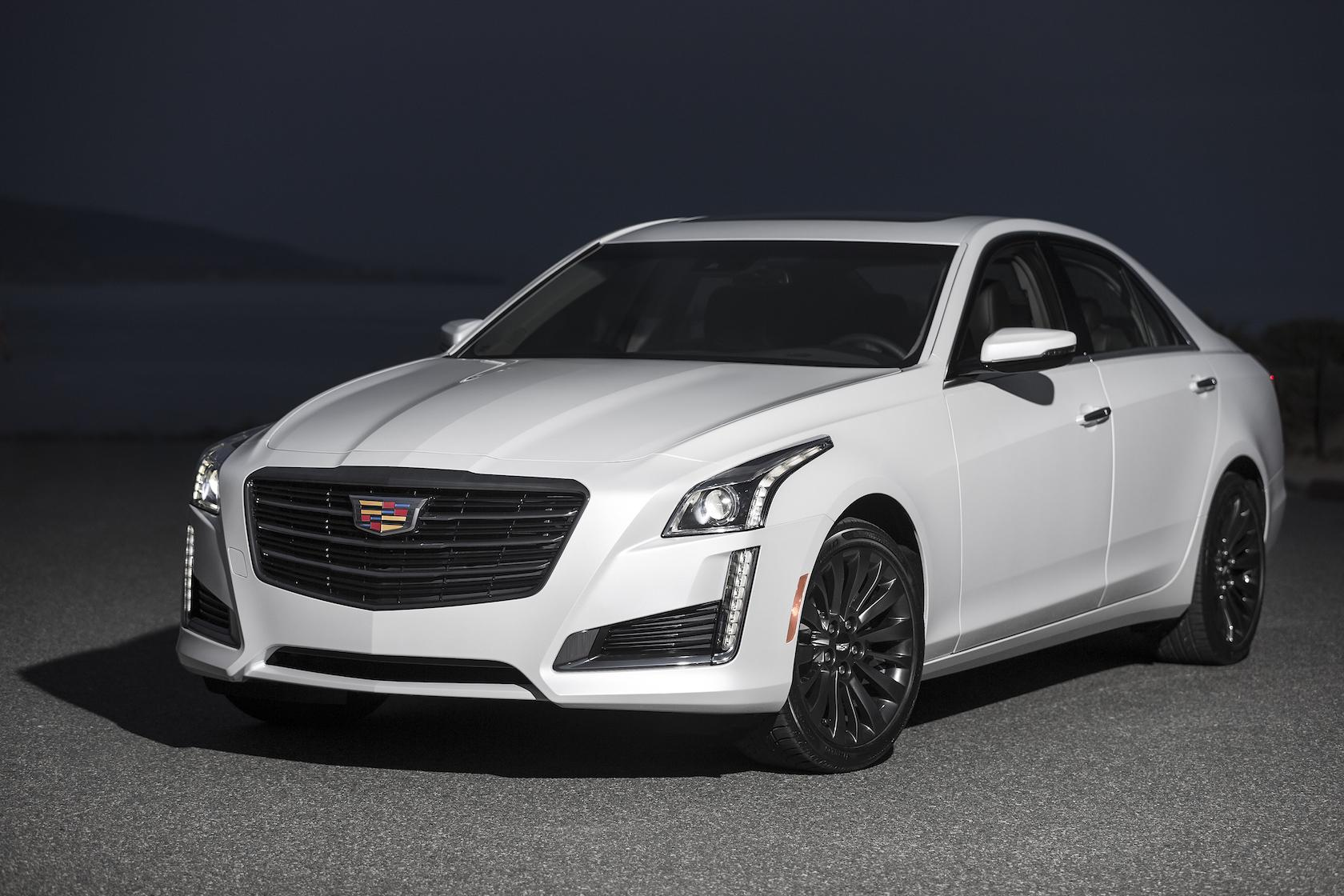 Cadillac Embraces The Dark Side With Blacked Out Ats And Cts Slashgear