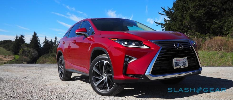 2016 Lexus RX 350 FWD Review