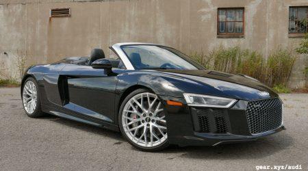 2017 Audi R8 Spyder V10 Gallery
