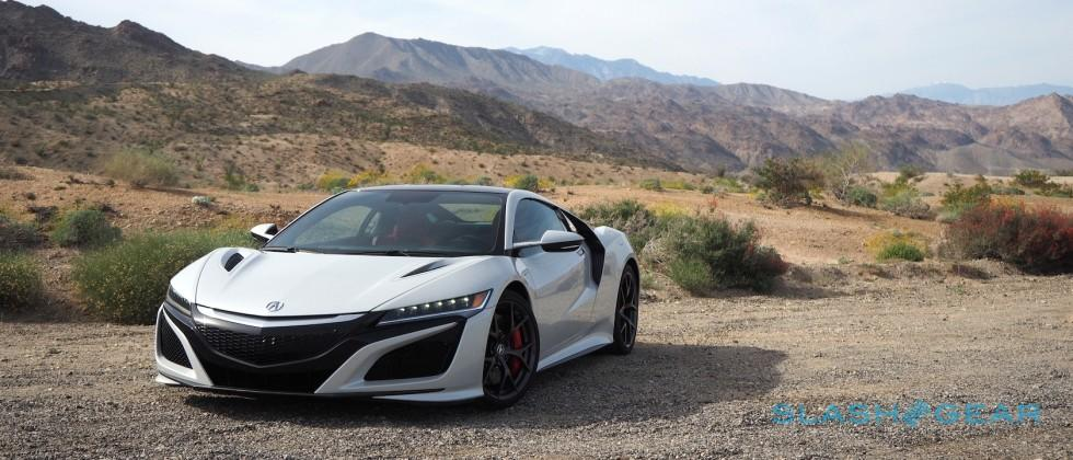 The big tech behind the 2017 Acura NSX specs
