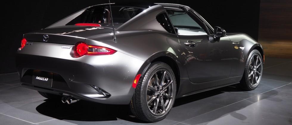 2017 Mazda MX-5 Miata RF Gallery