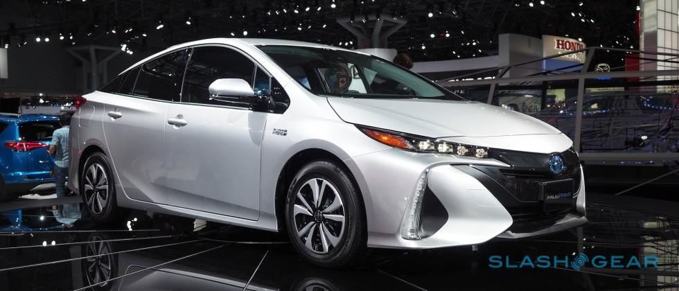 In race to out-tech Tesla, Toyota's Prius Prime misses the point
